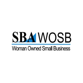 Certified Woman-Owned Small Business